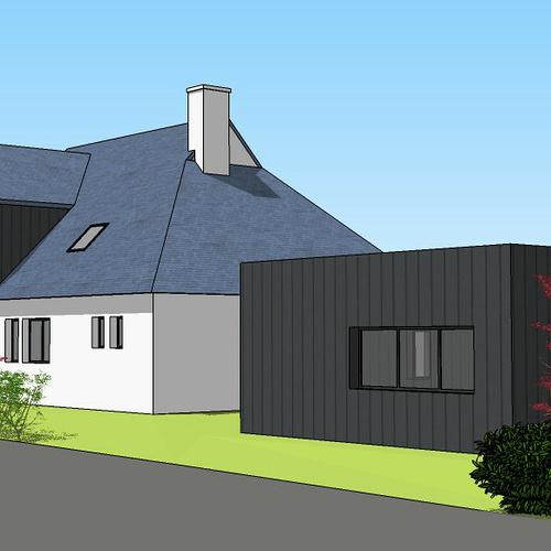 Création logements pour personnes âgées - Plougenast