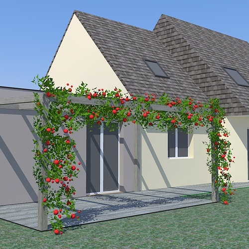 Extension d''une maison d''habitation à Binic