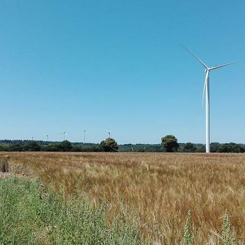 Parc éolien de Scaer