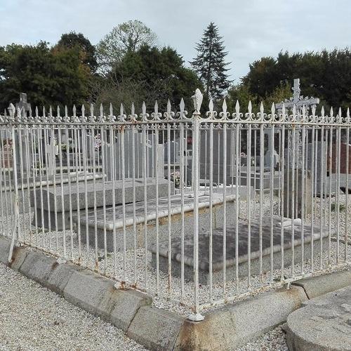 Projet en cours: agandir un cimetière
