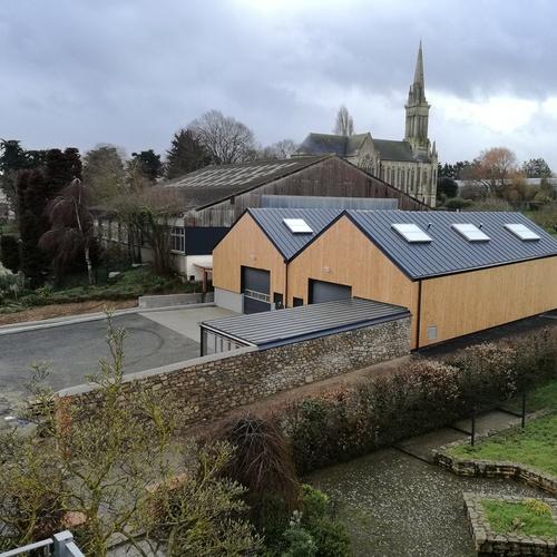 Rénovation école Saint-Ilan / Langueux
