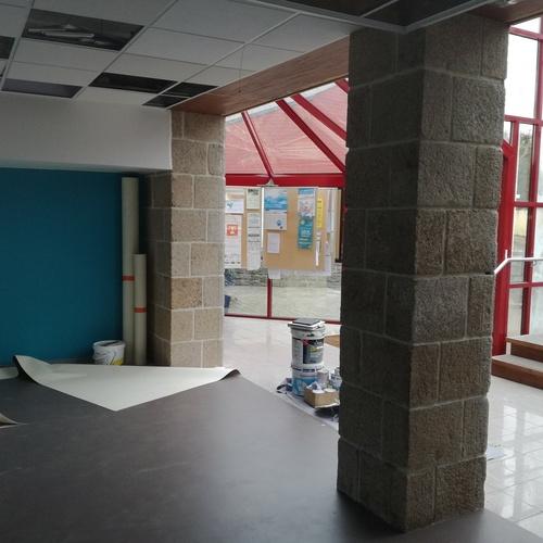 Rénovation & Restructuration de la Mairie de Saint-Barnabé (22)