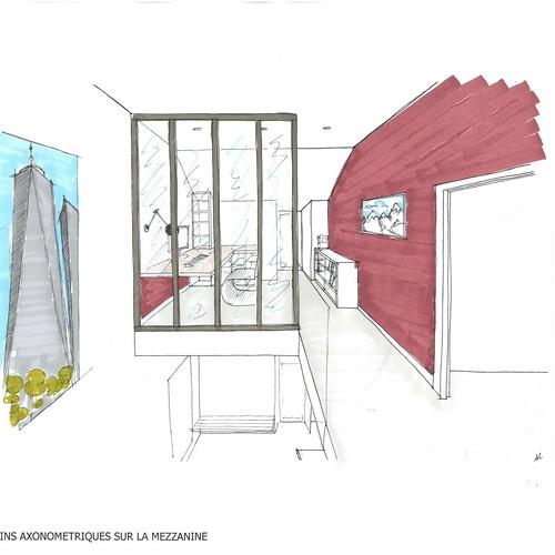 Rénovation d''une maison
