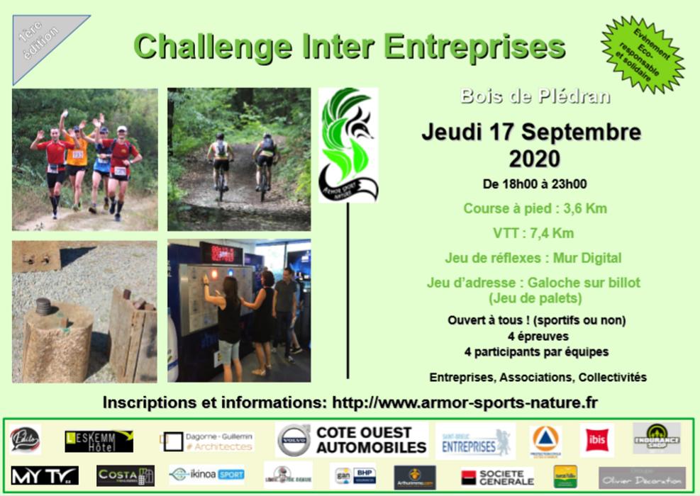 DGA partenaire du challenge Inter-Entreprises 0