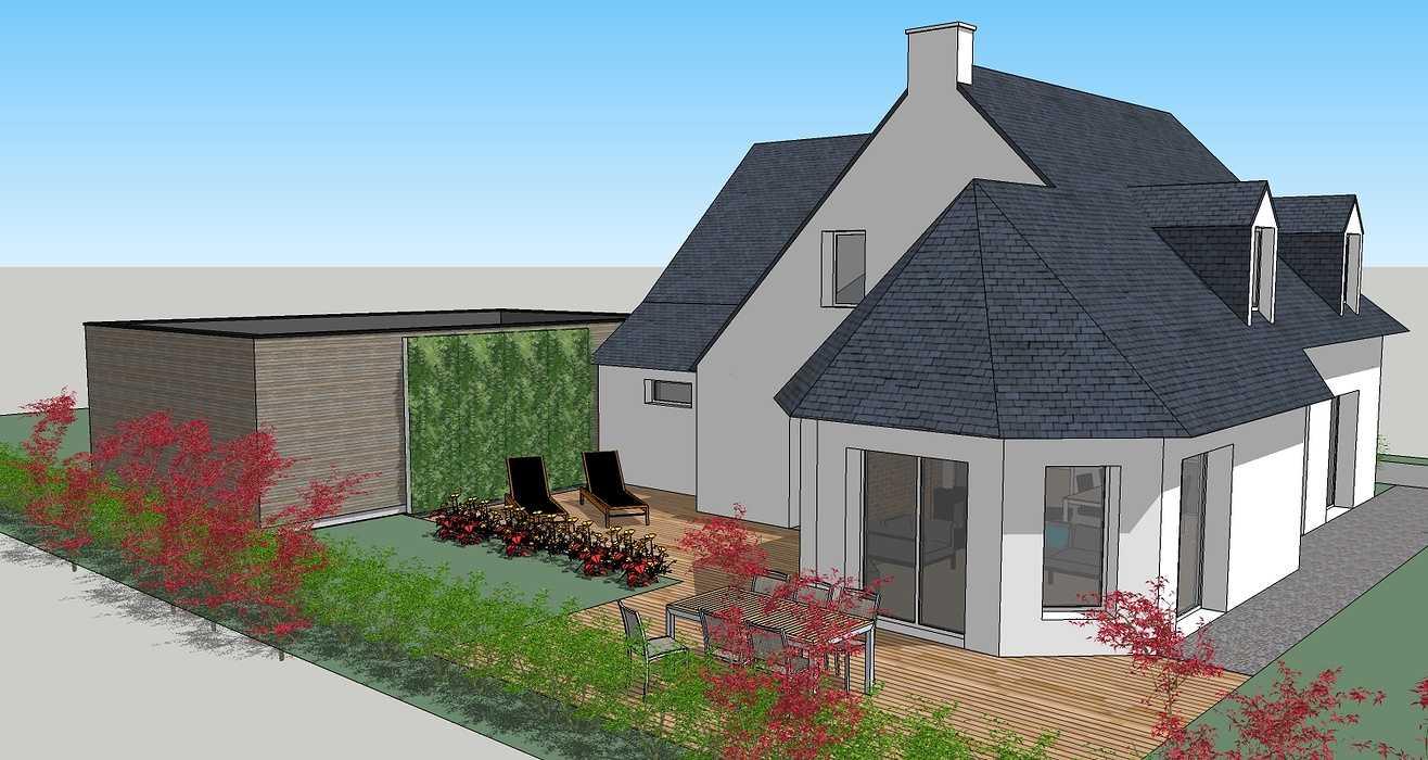 Extension d''habitation - Abri de jardin et carport 0