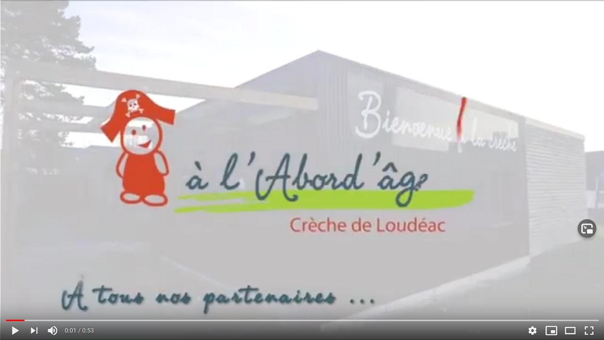 Restructuration - crèche de Loudéac 0