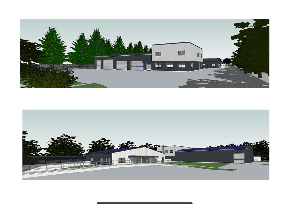 Construction d''un pôle d''insémination verraterie et démolition de bâtiments existants screenshot2020-12-11agricole-googledrive2