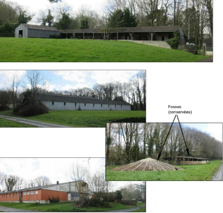 Construction d''un pôle d''insémination verraterie et démolition de bâtiments existants screenshot2020-12-11agricole-googledrive6