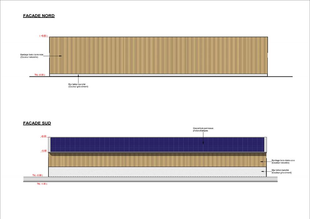 Construction étable à génisse + stock à fourrage - Spezet   screenshot2020-12-11agricole-googledrive3