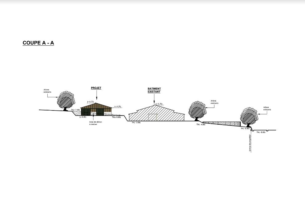Construction étable génisses - Gouezec screenshot2020-12-11agricole-googledrive2