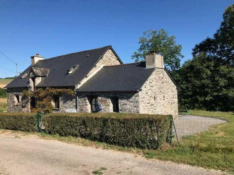 Extension habitation - commune de Guerlédan img0126