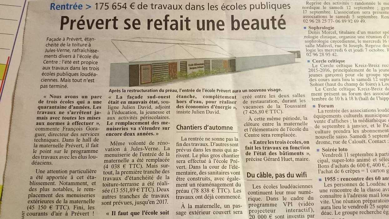 L''école Prévert de Loudéac se refait une beauté ! 1218253716552078647633676271836500853148187o