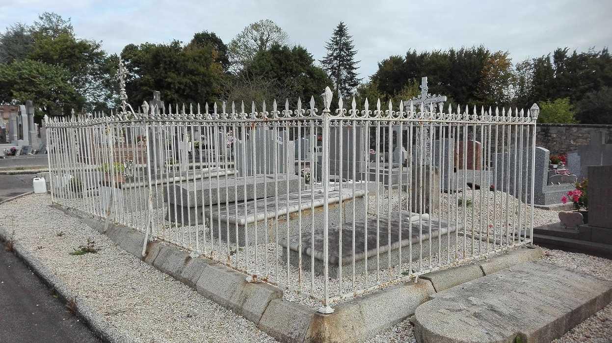 Projet en cours: agandir un cimetière 0