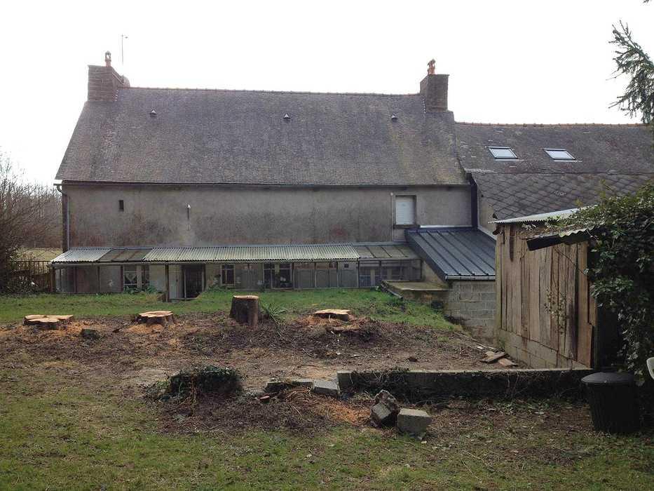 Extension et réorganisation d''une maison d2