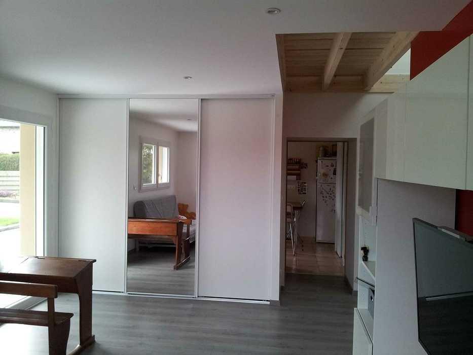 Projet d''extension d''une maison d''habitation g18