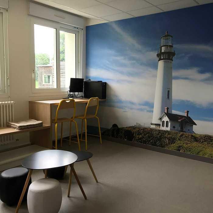 Aménagement d''un espace détente - Lycée St Ilan, Langueux img-0042