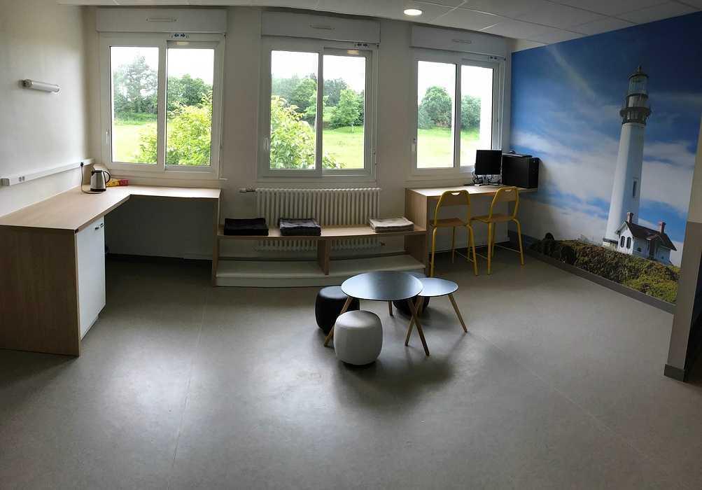 Aménagement d''un espace détente - Lycée St Ilan, Langueux img-0047