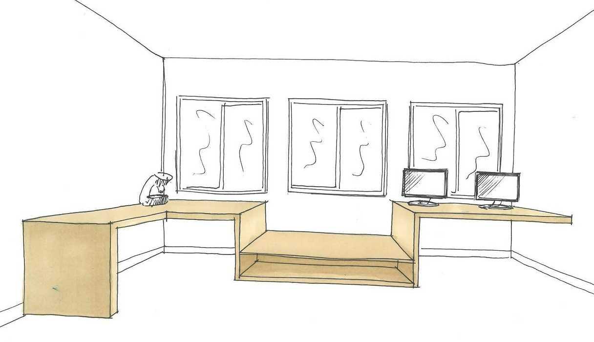 Aménagement d''un espace détente - Lycée St Ilan, Langueux skmc224e171003153100001