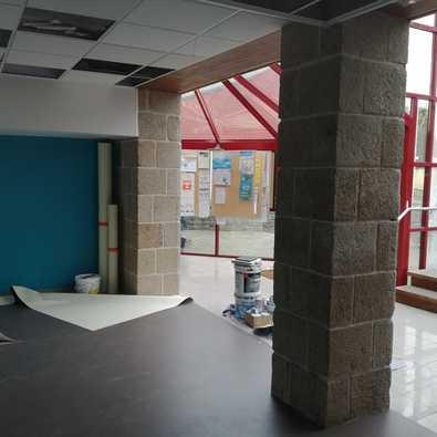 renovation restructuration de la mairie de saint-barnabe (22)