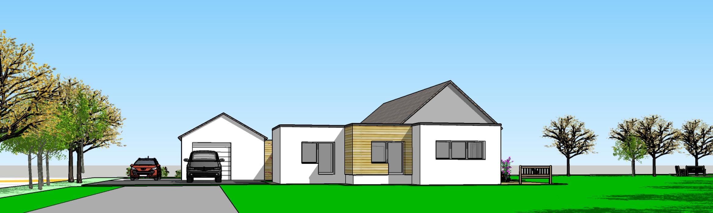 Projet : Aménager une maison avec accessibilité handicapé 06