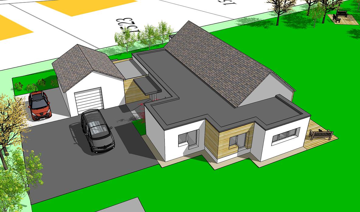 Projet : Aménager une maison avec accessibilité handicapé 07