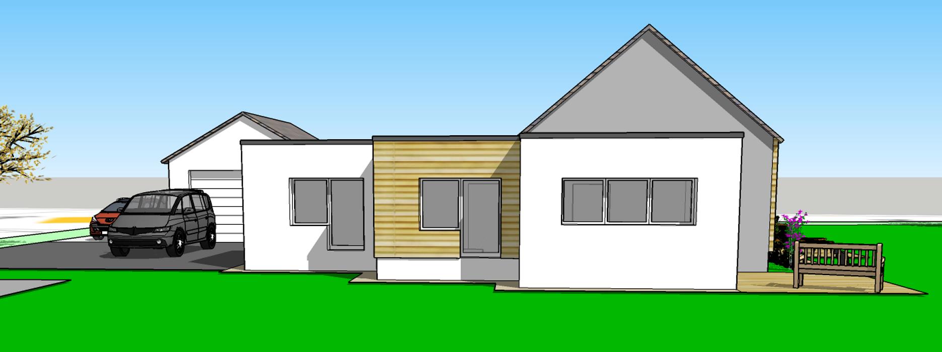 Projet : Aménager une maison avec accessibilité handicapé 13