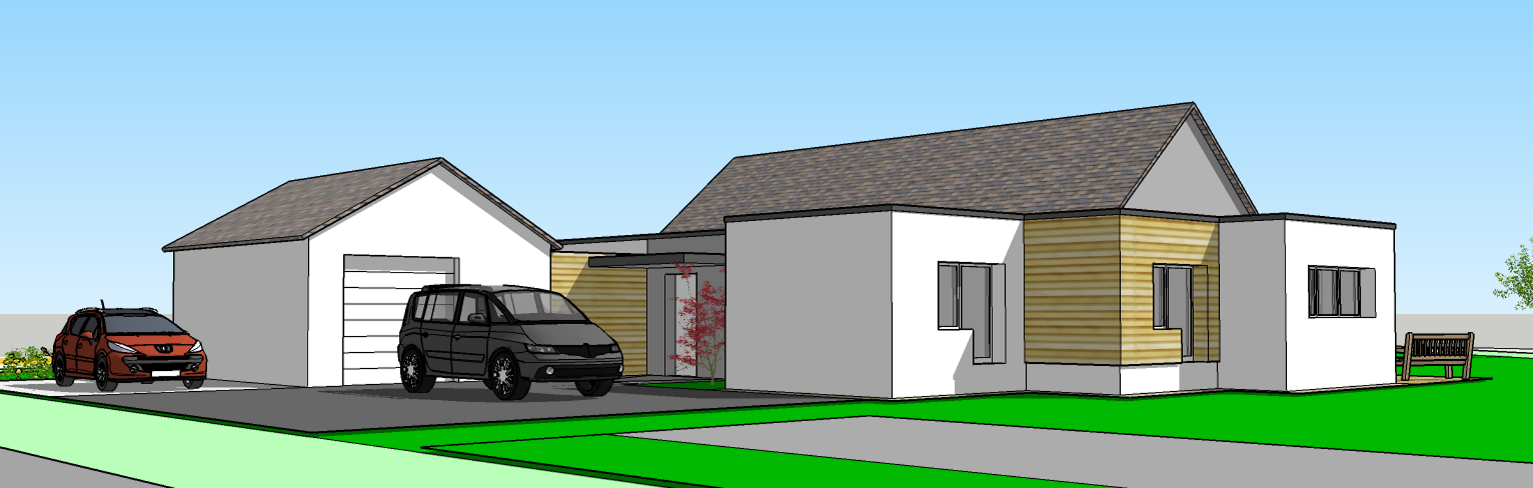 Projet : Aménager une maison avec accessibilité handicapé 14