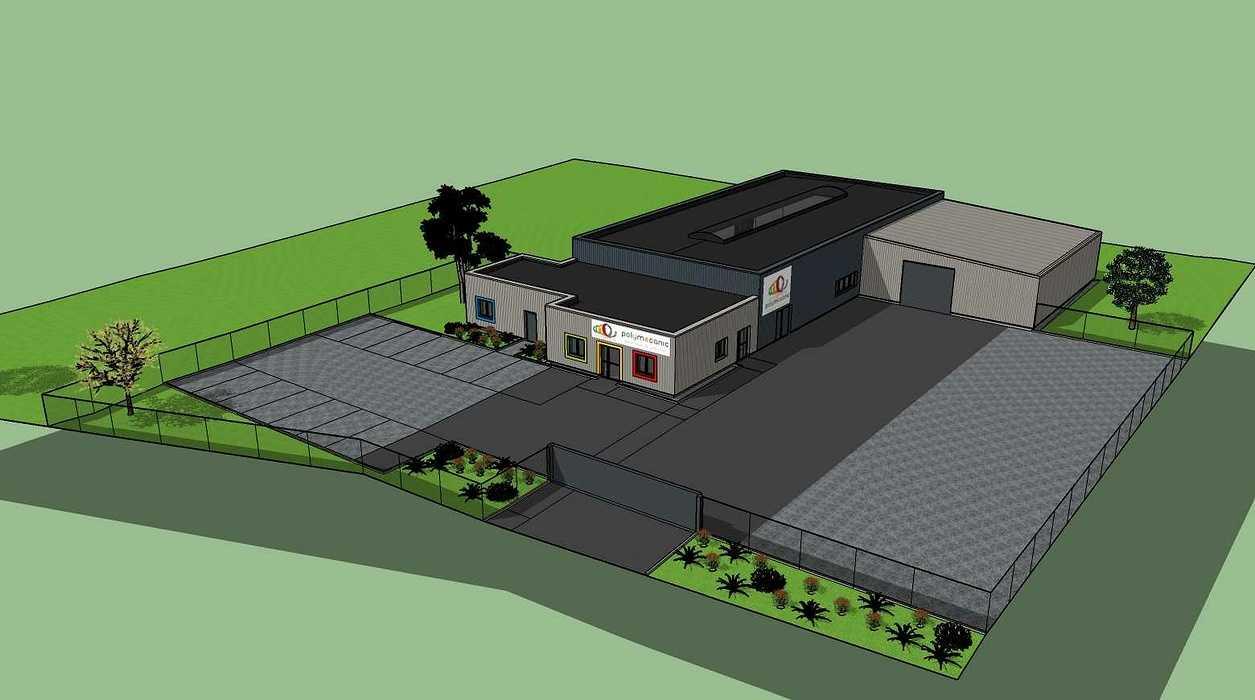 Construction d''un bâtiment à Loudéac (22) vue919.02.19